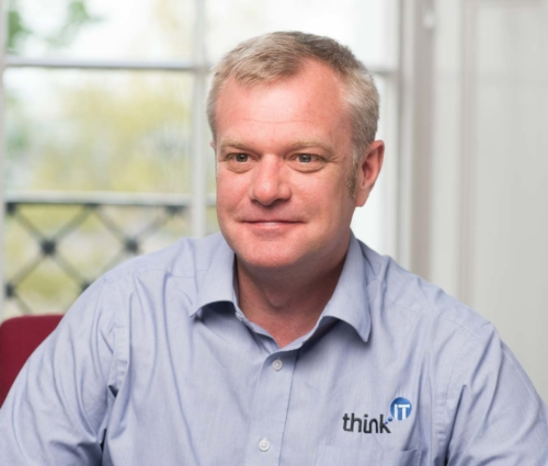 Andrew Newall – Technical Director – ThinkIT