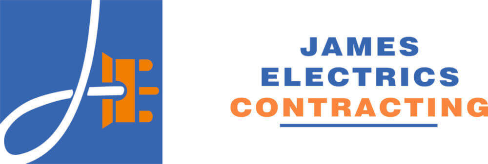 James Electrics Contracting Limited Logo