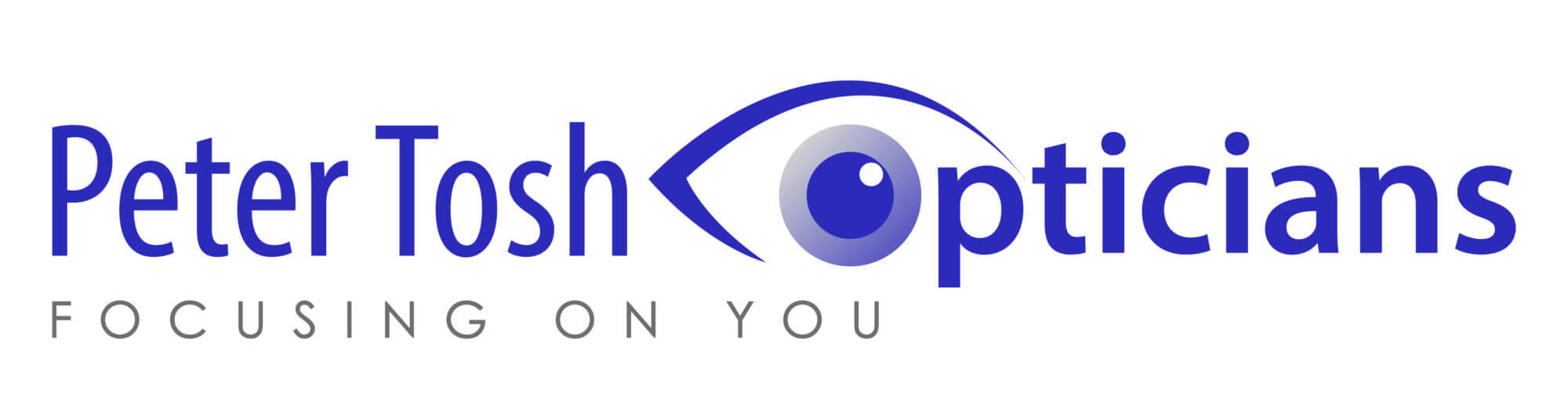 Peter Tosh Opticians Limited Logo
